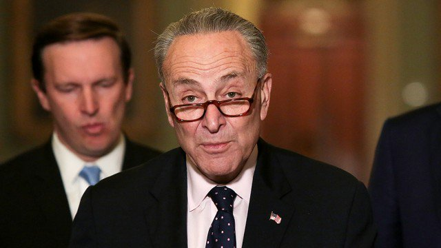 Schumer: Republicans 'choosing party over country' with silence on Russia https://t.co/nbYZRzMiRn https://t.co/c9sJRLDuH9