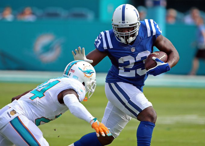 Happy Birthday to Frank Gore, who turns 34 today!