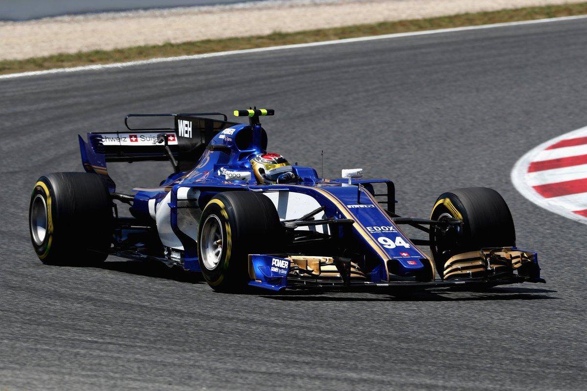 F1: Sauber F1 Team (@SauberF1Team)