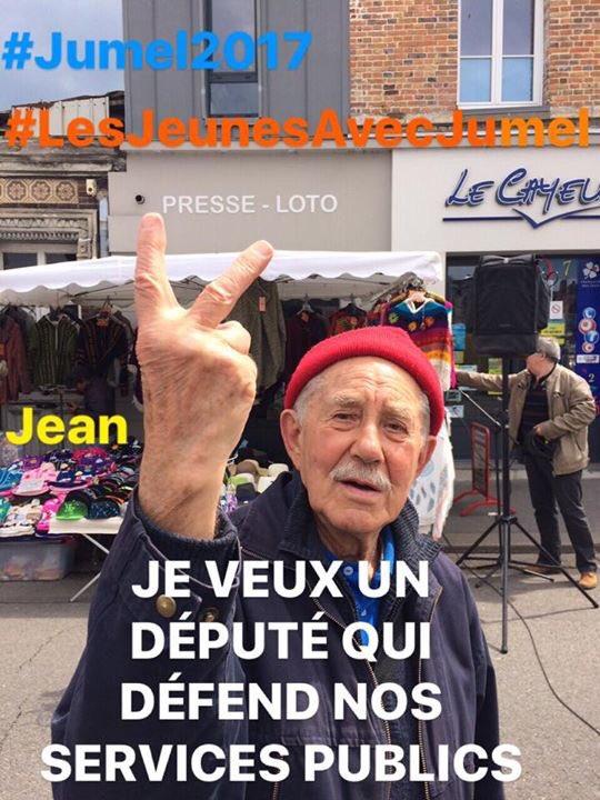 #legislatives2017 #Jumel2017 soutien #servicepublic <br>http://pic.twitter.com/UDEcfv1RrT