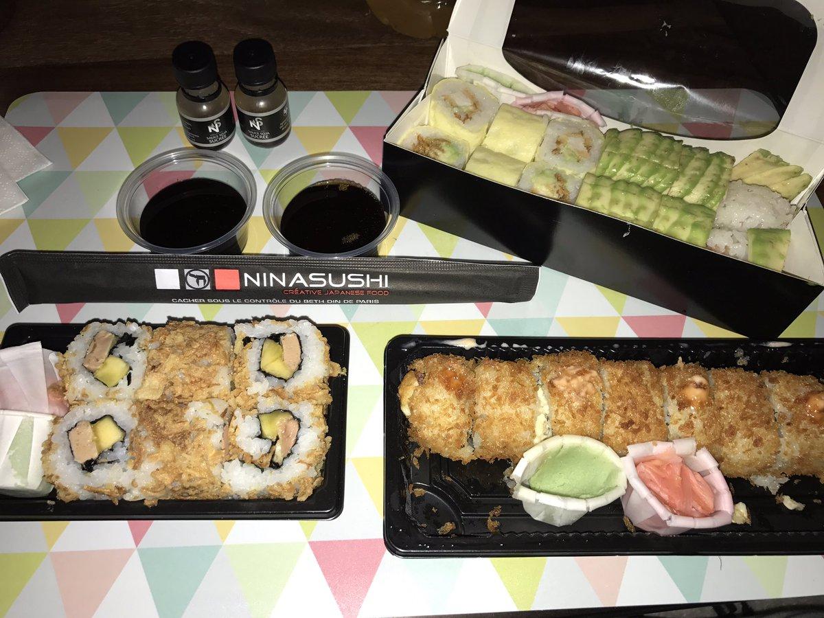 Multiplex + sushis  #MultiplexL1 @beinsports_FR @NinaSushi1<br>http://pic.twitter.com/mxgdRJgbsy