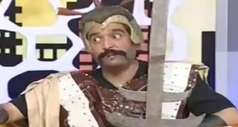 Khabarnaak  - 14th May 2017 - Comedy Show thumbnail