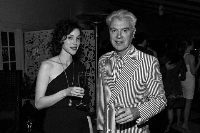 Happy birthday David Byrne Born 14 May 1952 (age 65)
