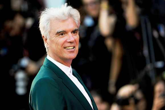 David Byrne is 65 today! Happy birthday to one of the people who has made me happiest in all my years on earth!