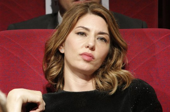Happy birthday Sofia Coppola!
