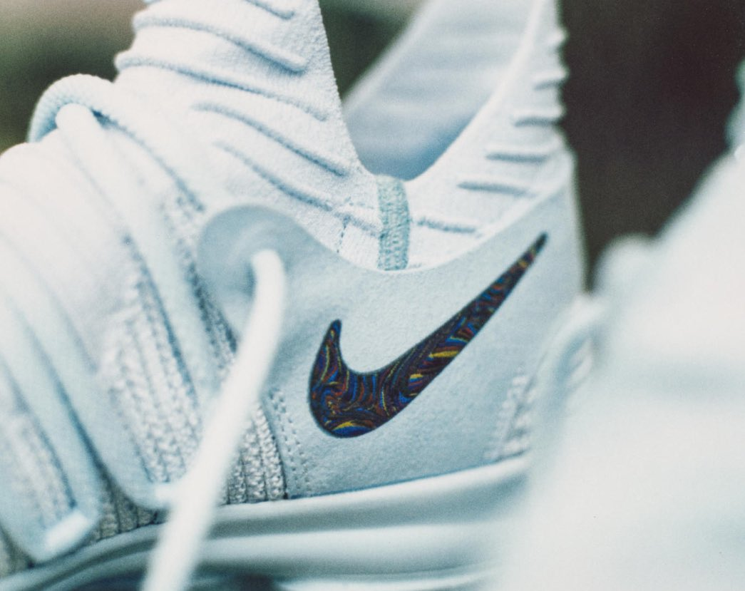 10a3e71e4367 Kevin durant to debut the kd 10 on court today vs spurs - scoopnest.com