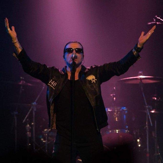 Happy birthday Ian Astbury !!! Hard Rock