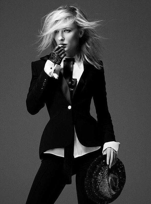 Happy Birthday to the beautiful Cate Blanchett.