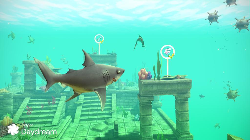 hungry shark evolution много денег и алмазов скачать на андроид