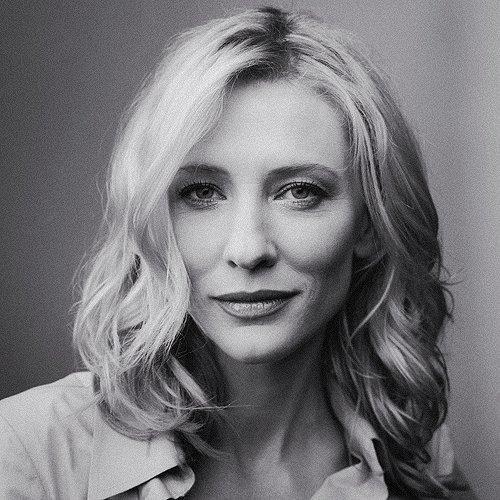 Happy birthday to the gorgeous Cate Blanchett
