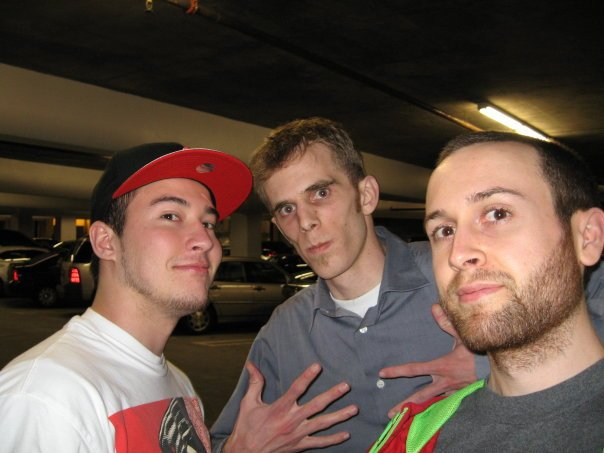 6 years ago today, I met @z0mgItsHutch and @SeaNanners for the first time in person. #TBT https://t.co/FqE0K0d0dZ