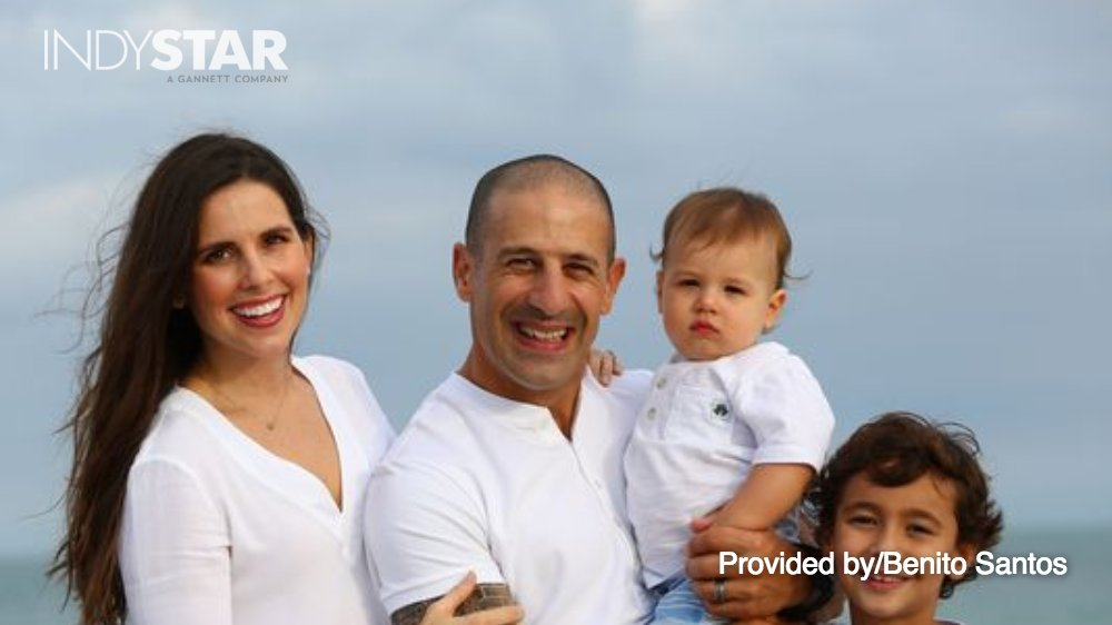 Tony Kanaan and his family are hunting for a home in Indy. Here's what they're looking for