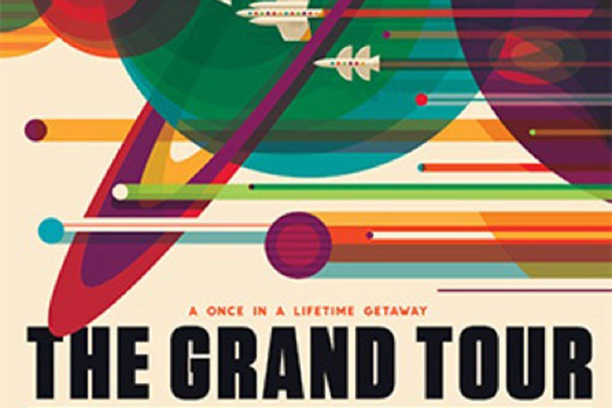 NASA's gorgeous retro posters show space travel isn't as far-out as you think @NASAJPL https://t.co/BUUxTNlCI7 https://t.co/726A7kQFhV