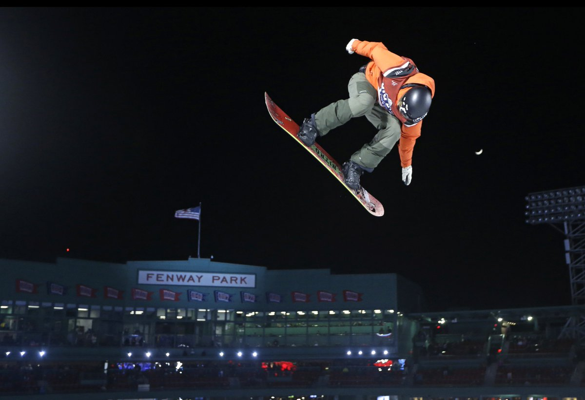 BigAirFenway began tonight. Experience the plunge with this interactive