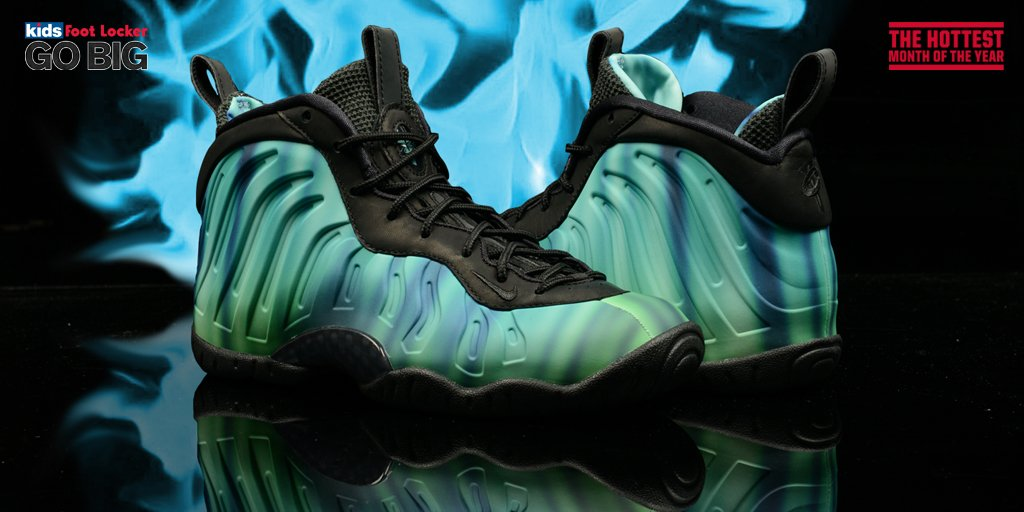 e61147b5ed89 ... buy kids foot locker on twitter the nike lil posite northern lights  releases at kids foot ...