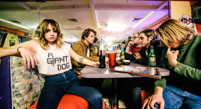 A Giant Dog posts ominous preview for Merge Records debut (and dropped a new single)
