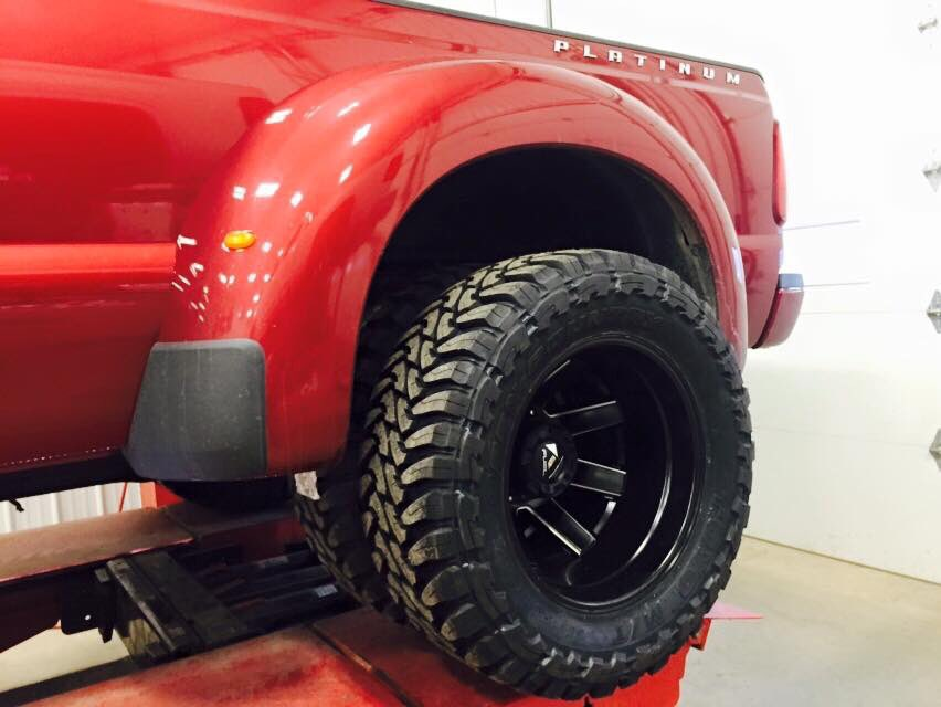 "High Cal Motorsports on Twitter: ""2016 #Ford #F350 Dually ..."