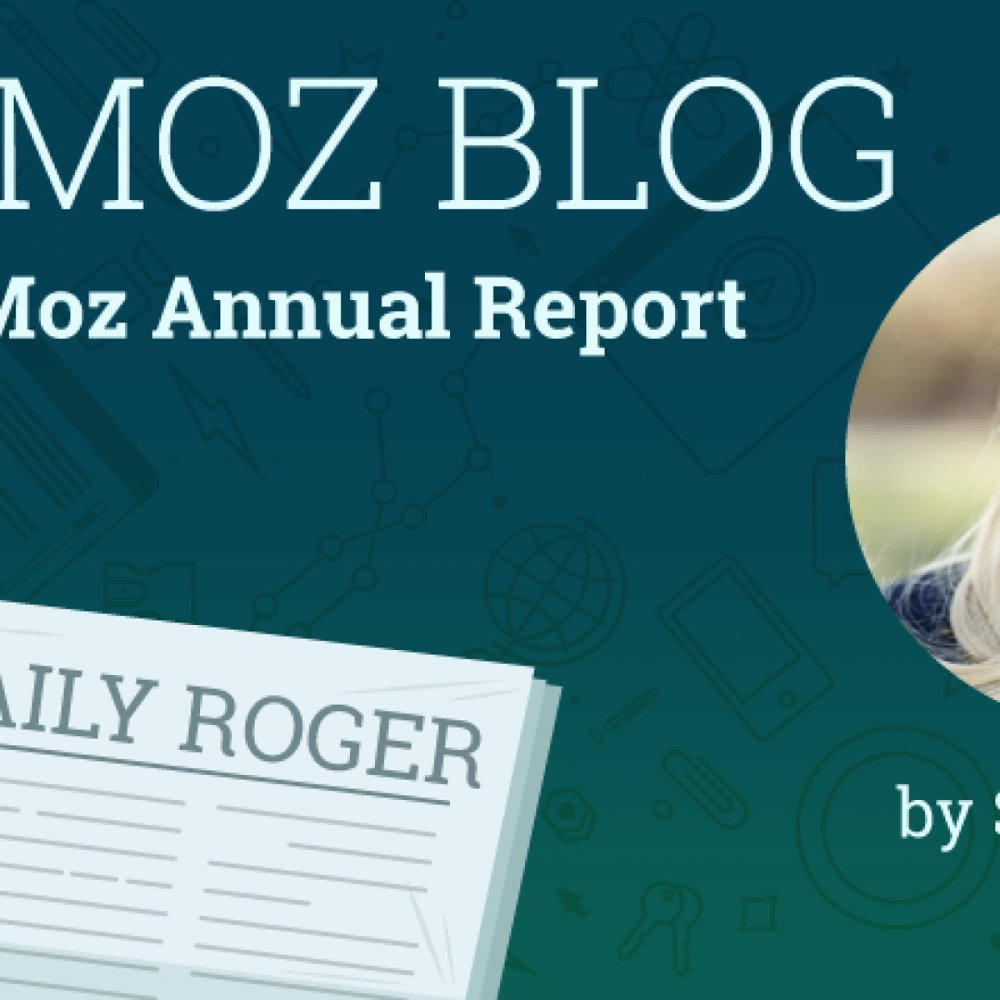 RT @NewTechNW: The 2015 @Moz Annual Report: All the Facts and Then Some https://t.co/dELqmBweCL https://t.co/JetpHO6gn5