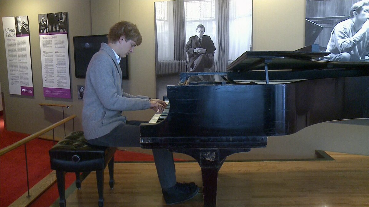 NAC moves iconic Gould piano, @EricCTV reports.