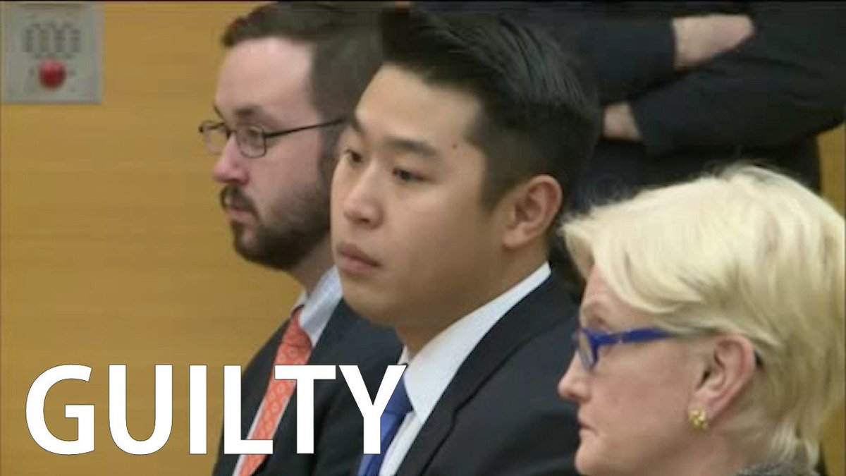 Officer Peter Liang is guilty of manslaughter