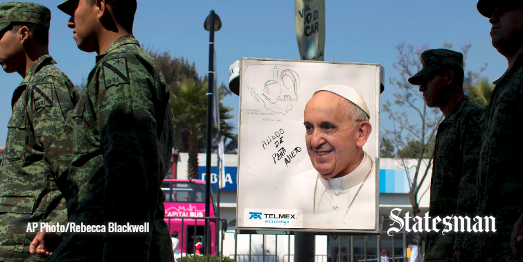 Pope Francis visits Mexico, U.S. border; the world will be watching. Four things to know