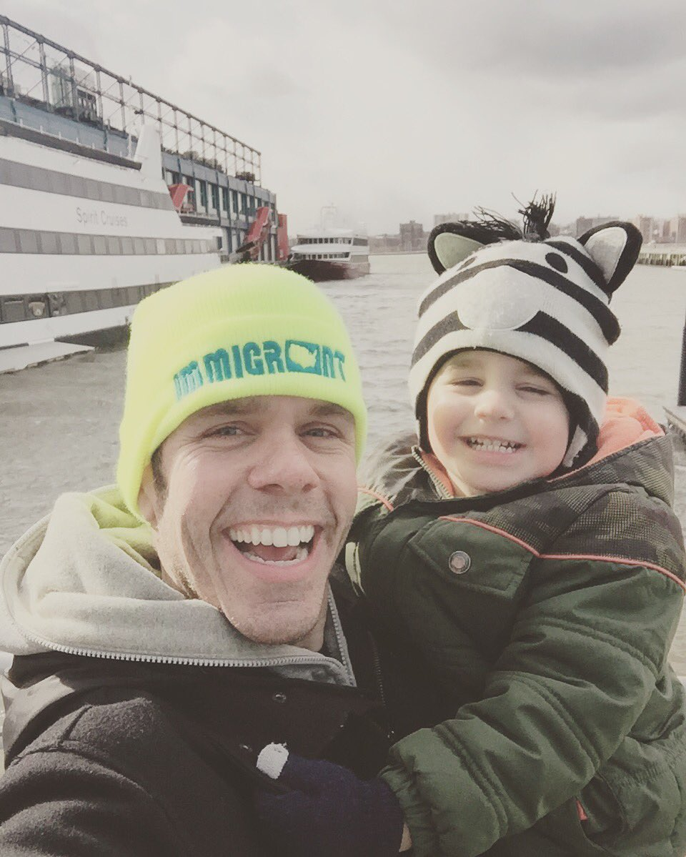 RT @ThePerezHilton: The bullshit can be fun, but this is what matters most! And, fuck, it was so cold and... https://t.co/4HVvjubCCF https:…