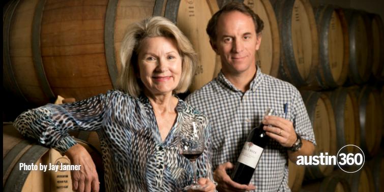 Napa Valley winemaker joins Fall Creek Vineyards team