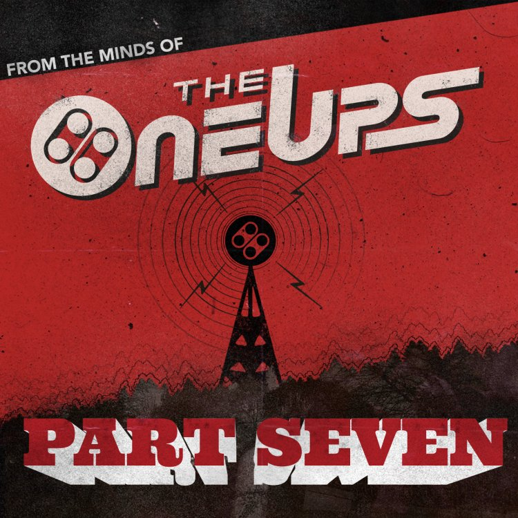 THE ONEUPS - PART SEVEN  The Seventh Studio Album from The OneUps.  Get it first - at @MAGFest !! https://t.co/0Cio0tiKjk