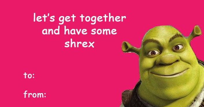 Romance 32 Hilarious Tumblr Valentine S Day Cards To Let Your Crush