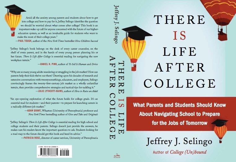 Jeff Selingo on Twitter:
