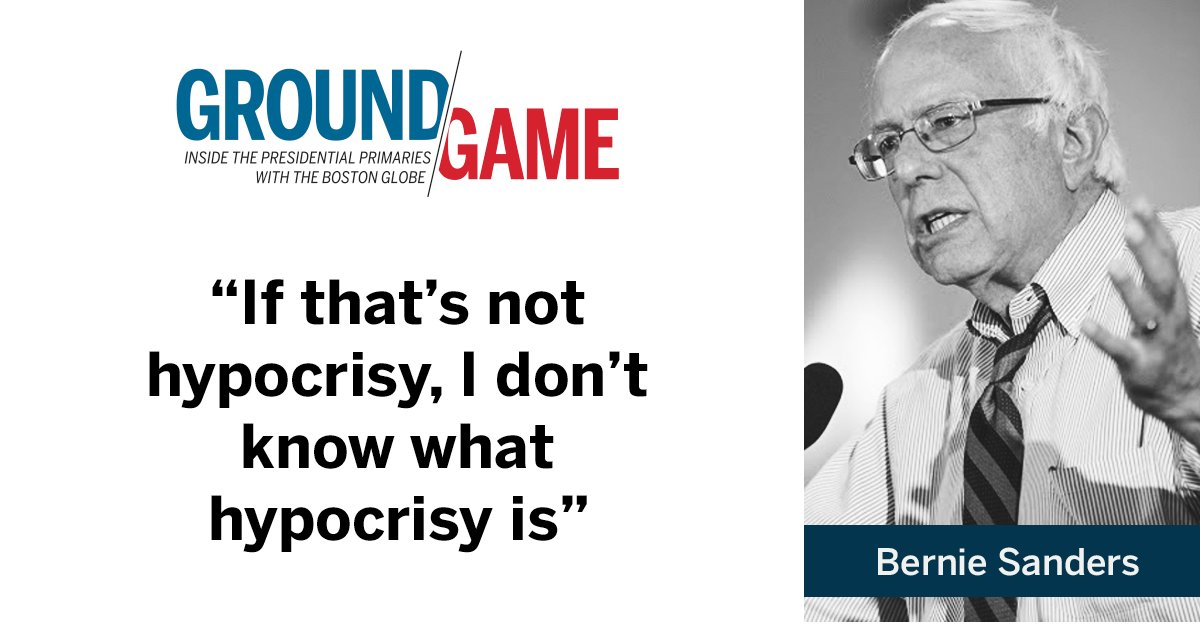 Bernie Sanders speaks about GOP candidates' views on abortion during DemDebate. Watch live