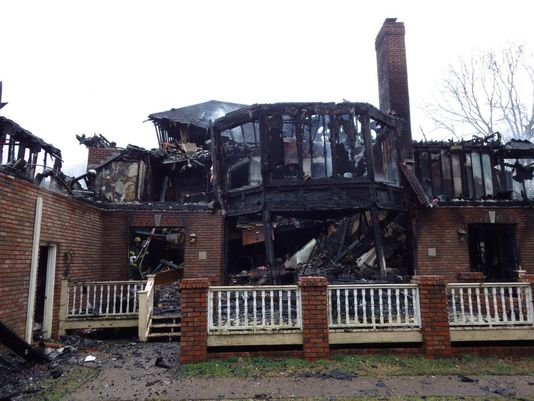 Hoverboard blamed for fire that destroyed $1M home