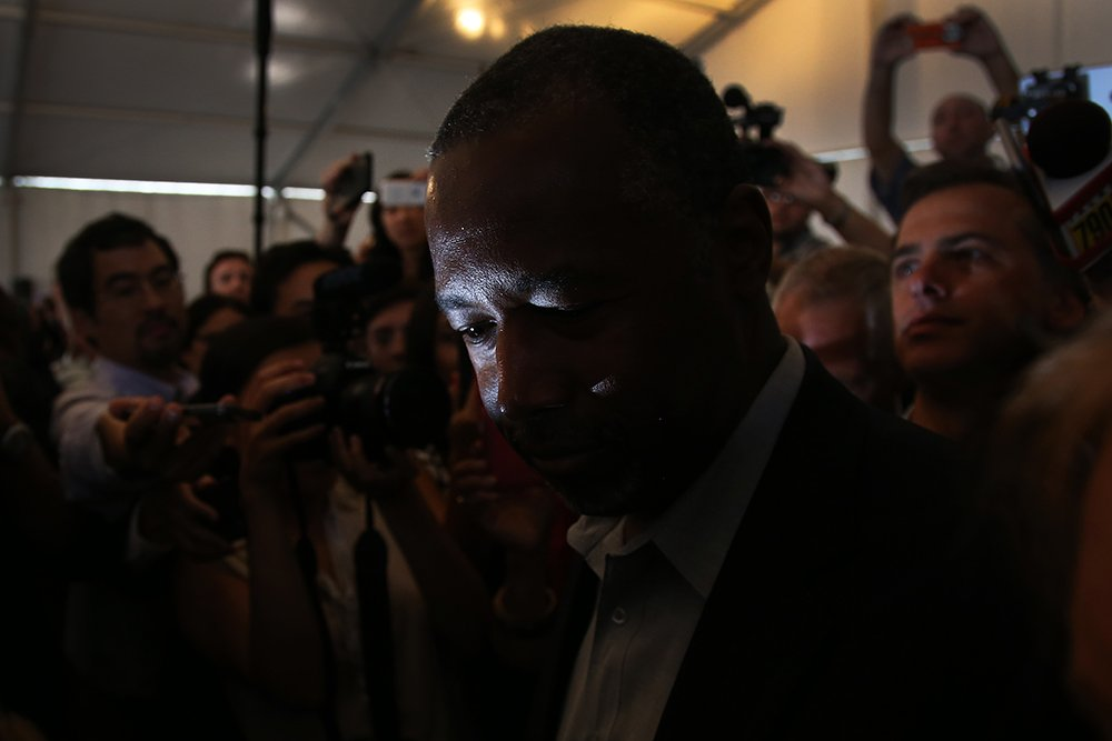 Still going: Ben Carson pushes on to South Carolina and Nevada NHPrimary