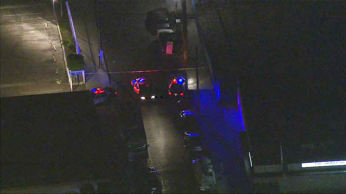COMPTON UPDATE: 3-month-old baby has died after being shot in face, LASD says
