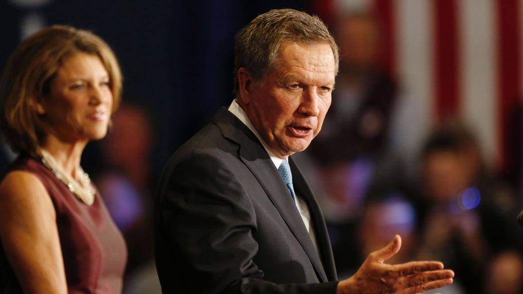 Kasich after 2nd place finish in N.H.: