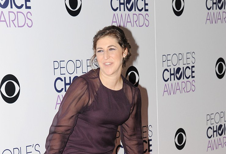 "RT @TVGuide: .@missmayim tells people that are offended she flashed @PiersMorgan to ""get a grip https://t.co/U8pfoCbF9N https://t.co/WnMXc8…"