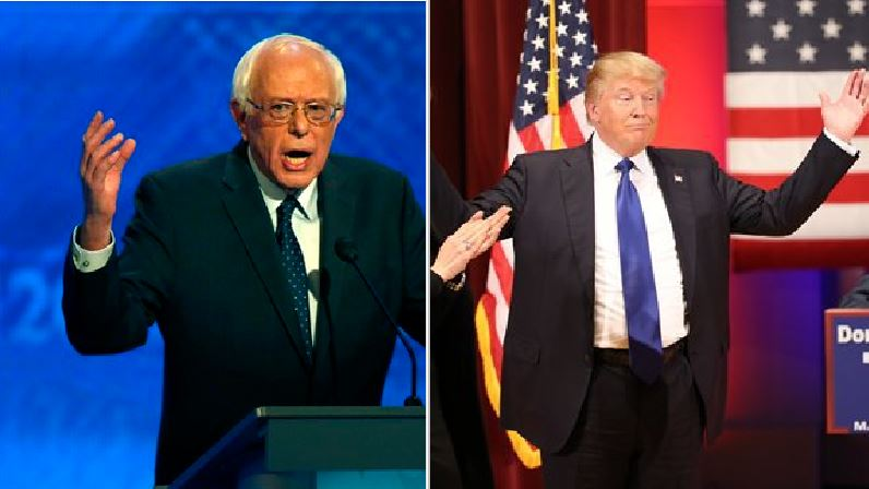 Donald Trump, Bernie Sanders win New Hampshire primary, CNN projects.