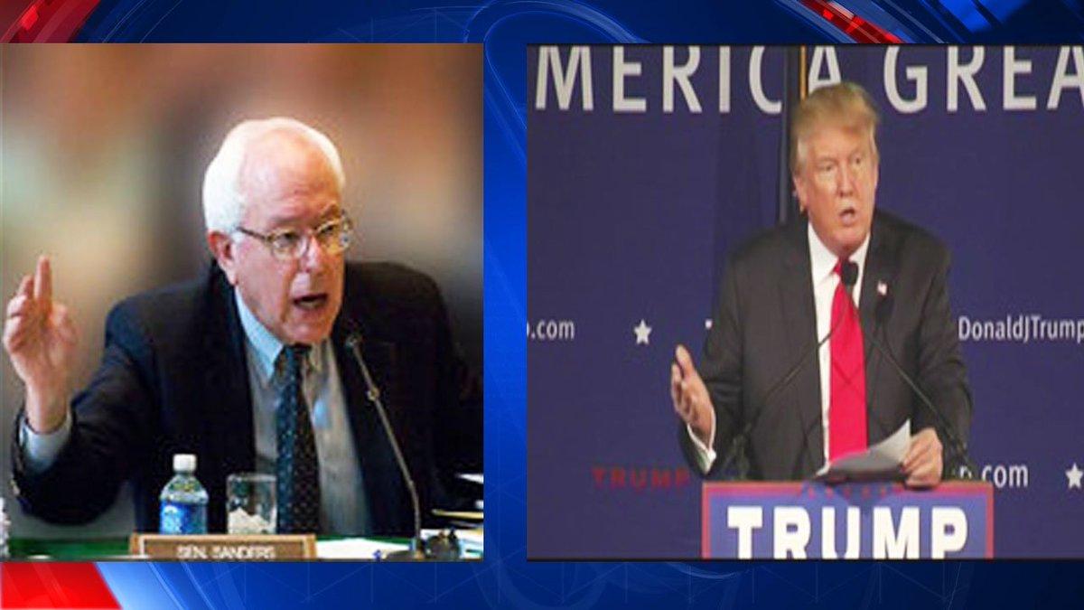 FOX News: Trump, Sanders winners in New Hampshire