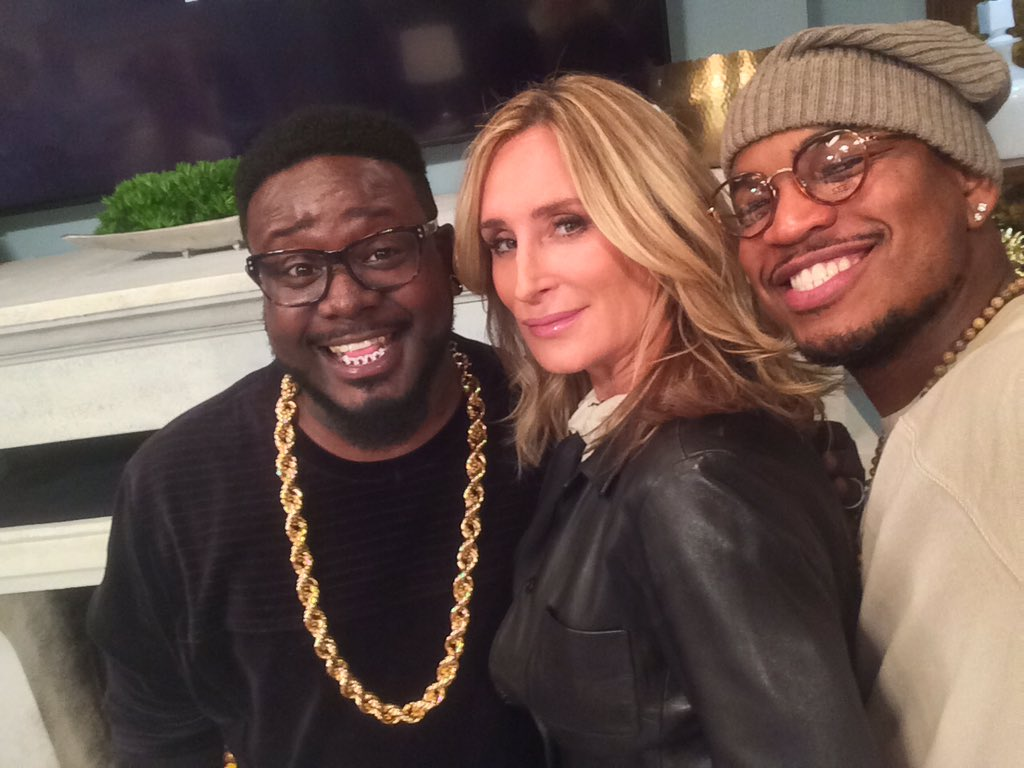 RT @SonjatMorgan: With these amazing talents @NeYoCompound & @TPAIN on #KocktailsWithKhloe tmrw! Be sure to tune in, 10/9c on @FYI https://…