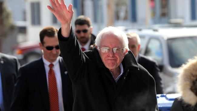 Bernie Sanders wins big over Hillary Clinton in New Hampshire