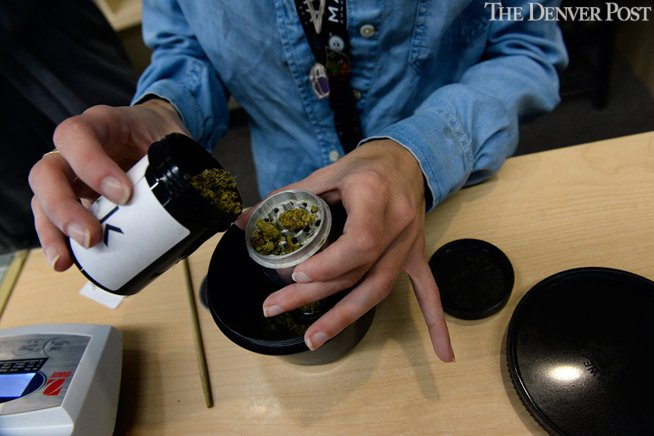 JUST IN: Colorado marijuana sales skyrocketed to more than $996 million in 2015. by @bruvs
