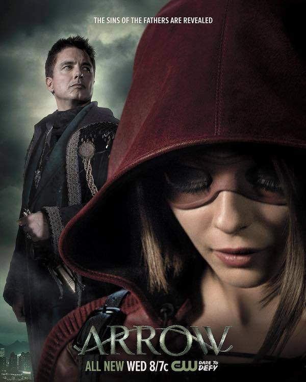 Don't miss @CW_Arrow and find out our Sins tomorrow night. Arrow The CW DC Universe... https://t.co/bRfleElKZR https://t.co/jFONmqHmtd