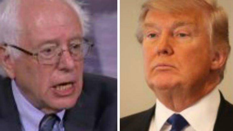 New Hampshire primary: Donald Trump, Bernie Sanders win
