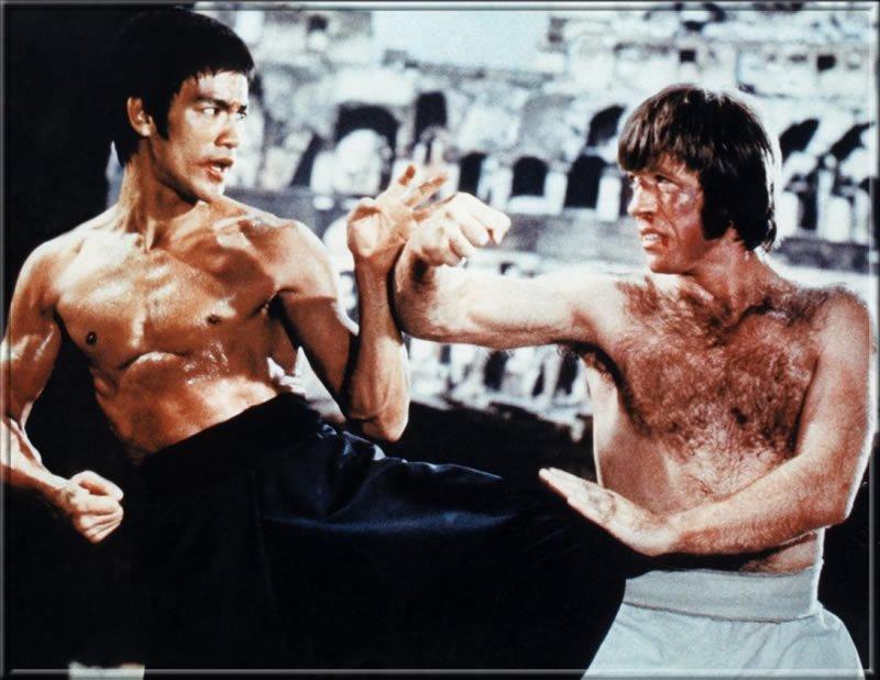 Bruce Lee, da maestro di Kung Fu a Star del Cinema