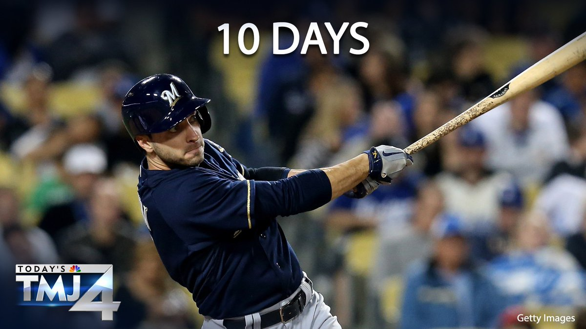 @Brewers catchers and pitchers report how soon?!