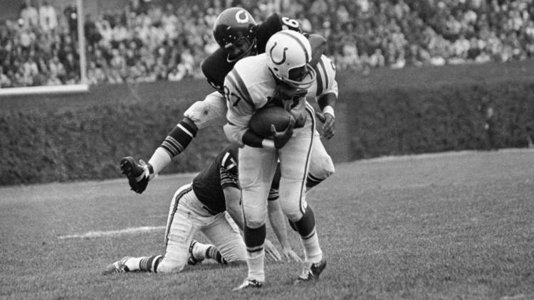 Willie Richardson, two-time Pro Bowler with Colts, dies at 76.