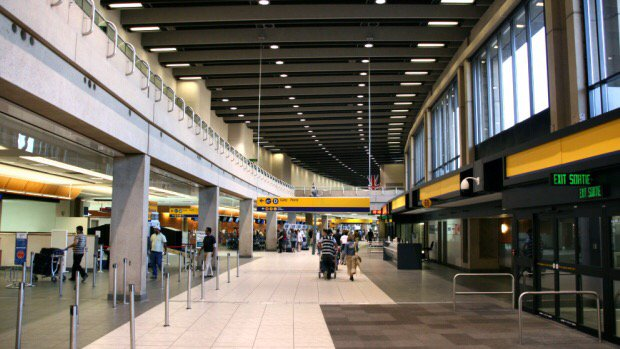 Goodbye free parking at Calgary airport