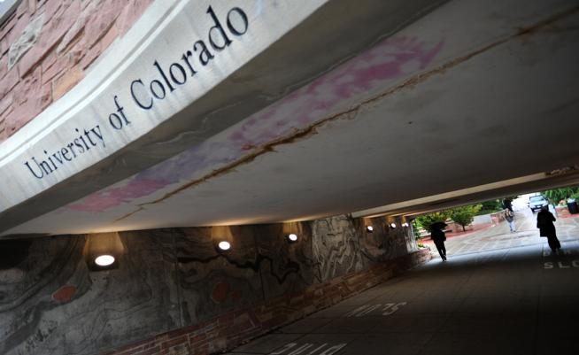 Survey: 28% of @CUBoulder female undergrads sexually assaulted while in college
