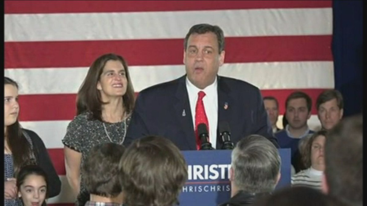 MORE: Gov. Chris Christie going back to NJ to make decision on next step in 2016 bid