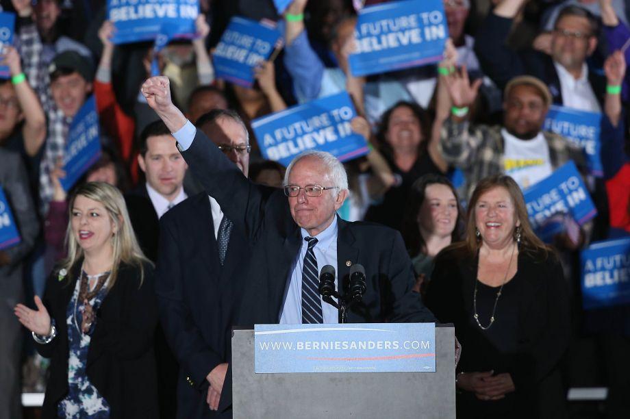 Bernie Sanders' NHPrimary win sets up South Carolina, Nevada showdowns